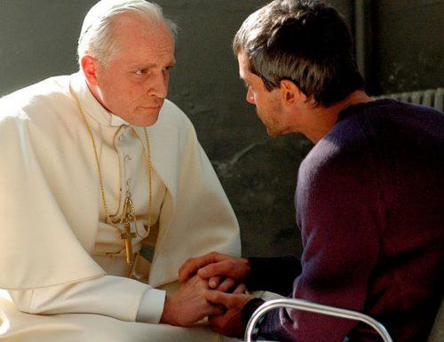 CinemaTivu: Karol, un Papa rimasto uomo (Ita/Can/Pol 2006), tratto dalla miniserie televisiva sulla vita di papa Giovanni Paolo II, in onda su Canale5