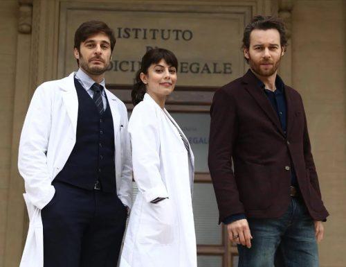Fiction Club: L'allieva 2, secondo appuntamento, con Alessandra Mastronardi e Lino Guanciale, su Rai1