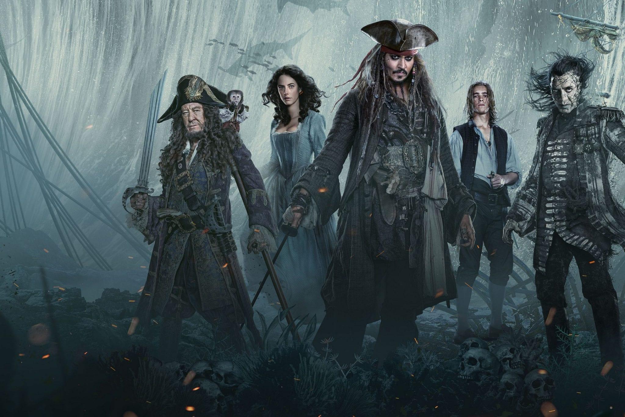 CinemaTivu, Pirati dei Caraibi: La vendetta di Salazar (Usa 2017)