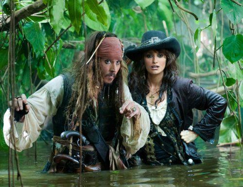 CinemaTivu: Pirati dei Caraibi: Oltre i confini del mare (Usa 2011), con Johnny Depp e Penélope Cruz, su Canale 5
