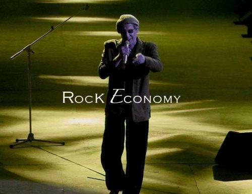Rock Economy, la replica del concerto di Adriano Celentano, tenuto all'Arena di Verona nel 2012, su Canale 5