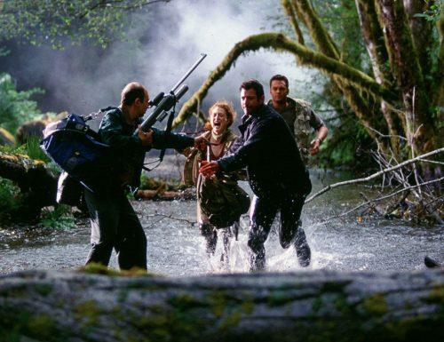 CinemaTivu: Segue la saga di Jurassic Park con Il mondo perduto (Usa 1997), interpretato da Jeff Goldblum e Julianne Moore, in prime time su Italia1