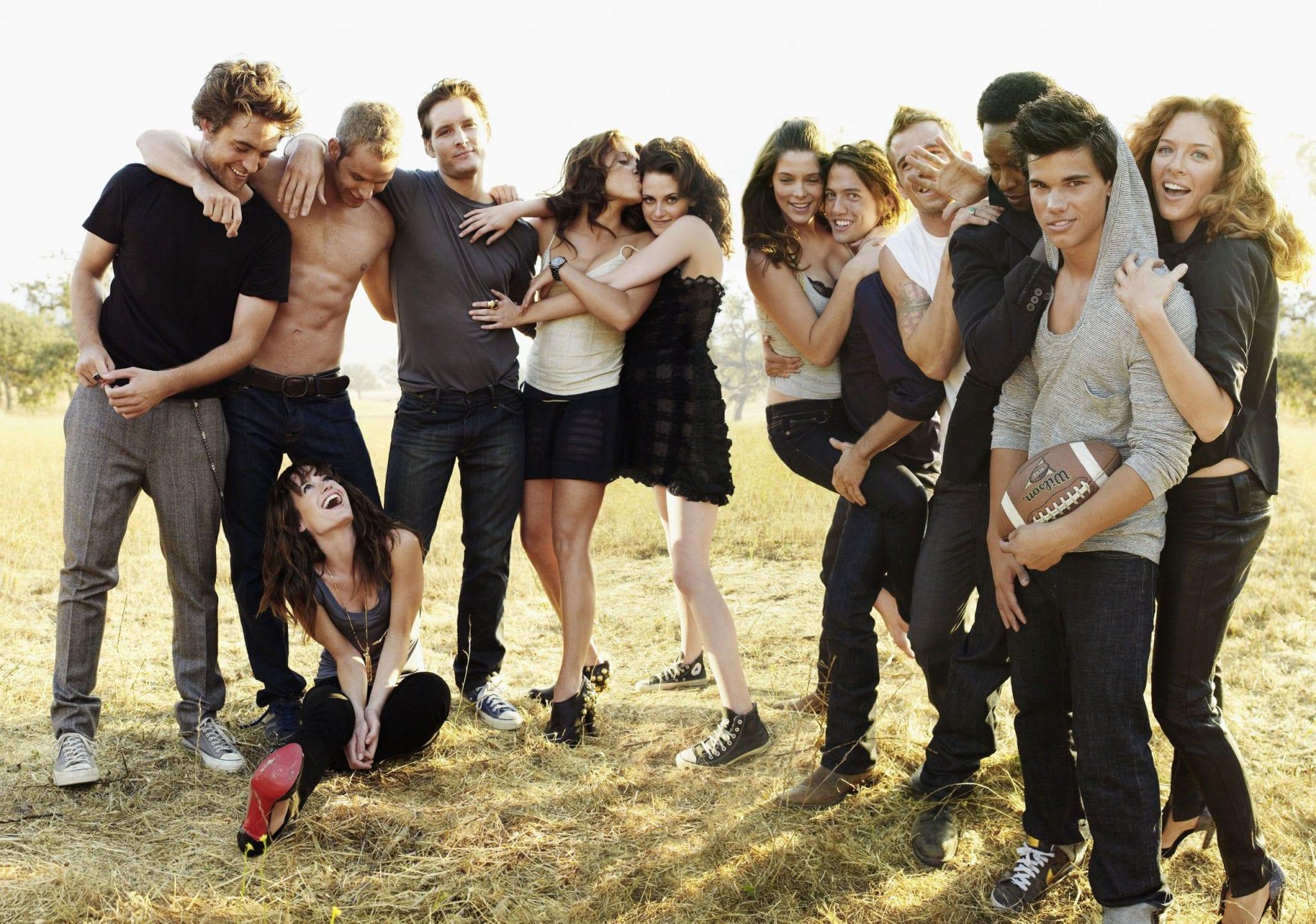 CinemaTivu: Parte la saga Twilight (Usa 2008), con Kristen Stewart e Robert Pattinson, su Italia1