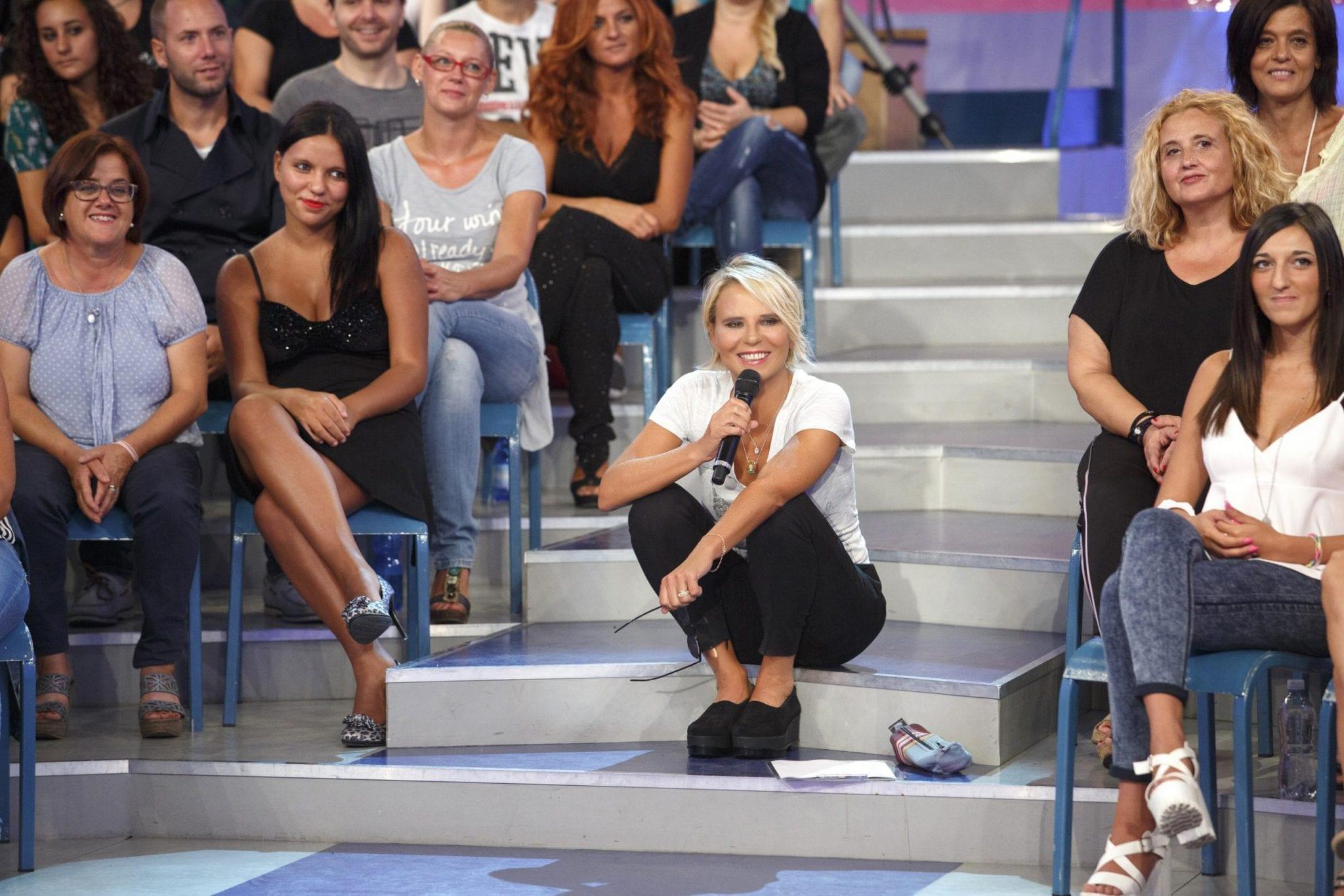 Flash news Mediaset: Uomini e Donne si appresta a tornare in onda