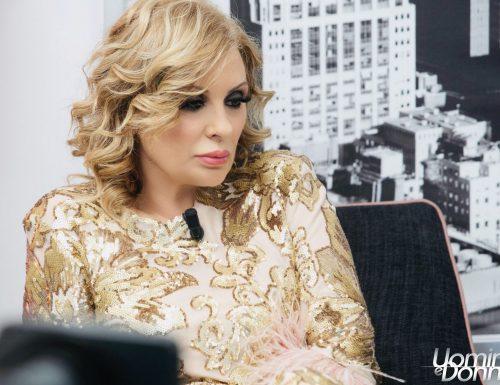 """Tina Cipollari, opinionista a Uomini e Donne: """"La tv non era il mio obiettivo, stimo molto Maria. La D'Urso? Quando ho tempo la guardo!"""""""