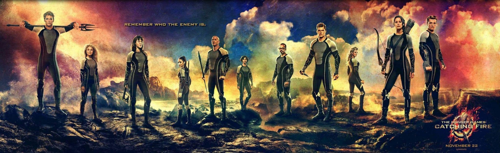 CinemaTivu, Hunger games: La ragazza di fuoco (Usa 2013)
