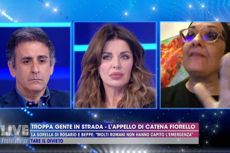 Alba Parietti ha avuto il coronavirus: tra gli effetti del covid19 anche l'AMNESIA?