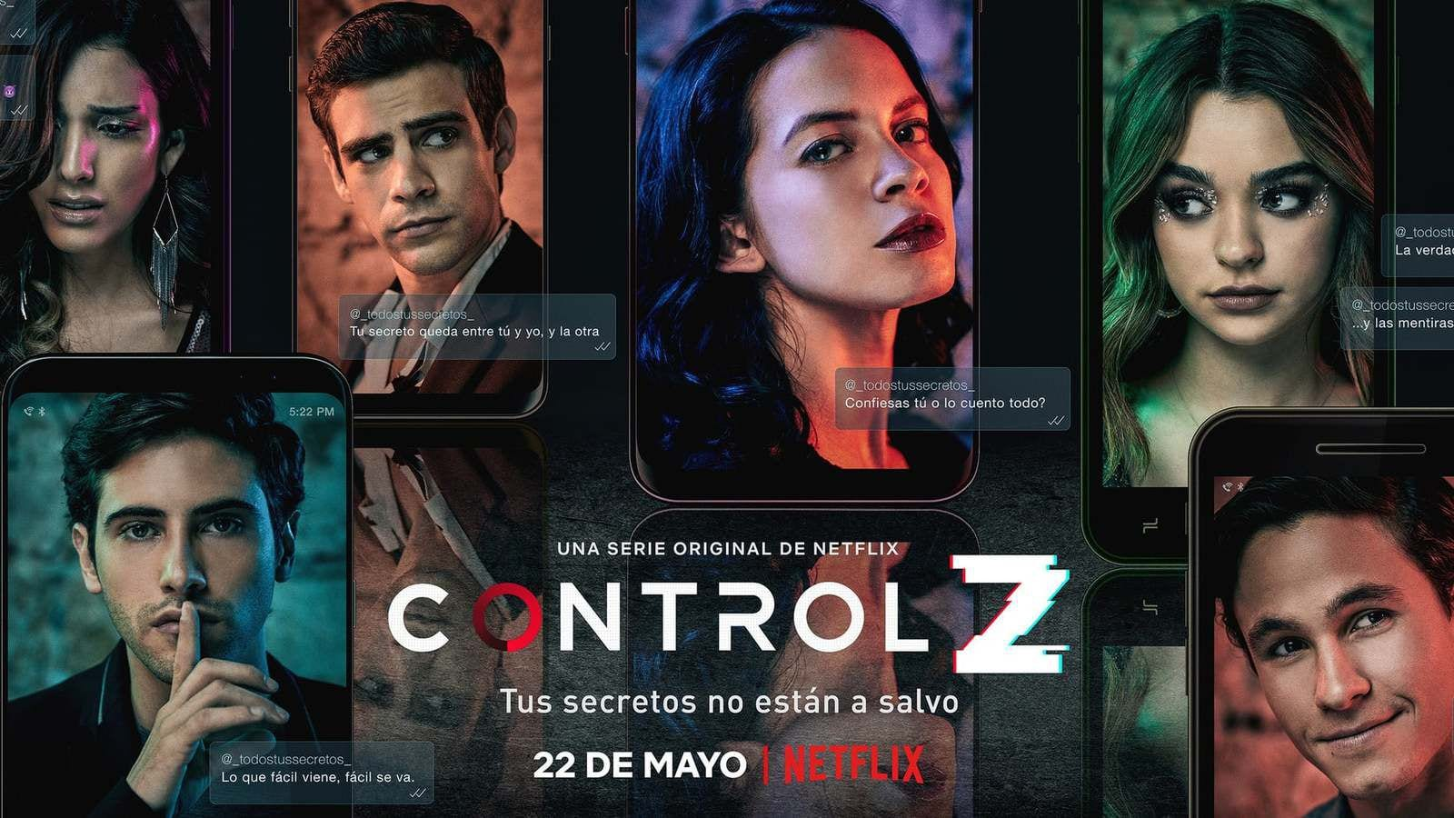 Le nuove serie tv in uscita in questi giorni su Netflix e Amazon Prime Video, con Control Z, Homecoming e Dynasty