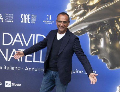 Live 8 maggio 2020: Premio David di Donatello 65ª edizione, con Carlo Conti (in onda su Rai 1 e su Rai Movie)