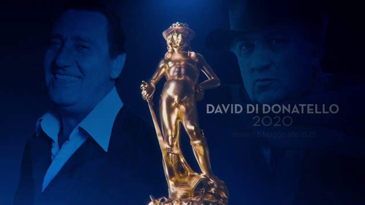 Live 8 maggio 2020: Premio David di Donatello 65ª edizione