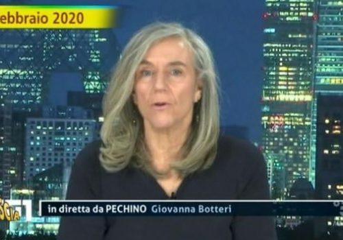 """Stasera a Striscia la parola fine al """"caso"""" Giovanna Botteri, una cosa è certa: i social hanno esagerato!"""