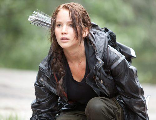 CinemaTivu: Hunger Games (Usa 2012), con Jennifer Lawrence, dall'omonimo romanzo di Suzanne Collins, su Italia1