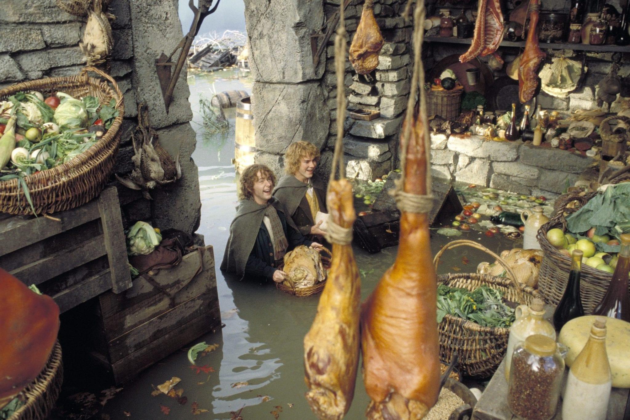 CinemaTivu, Il Signore degli Anelli: Le due torri (Nz/Usa 2002)