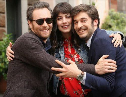 Fiction Club: #LAllieva2, quinto appuntamento, con Alessandra Mastronardi e Lino Guanciale (#Rai1)