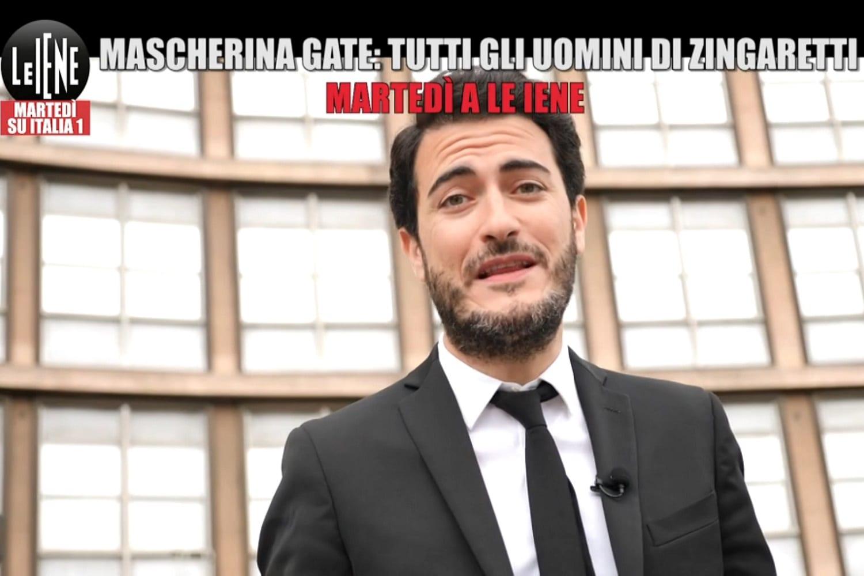 Live 12 maggio 2020: Le Iene Show (Italia1)
