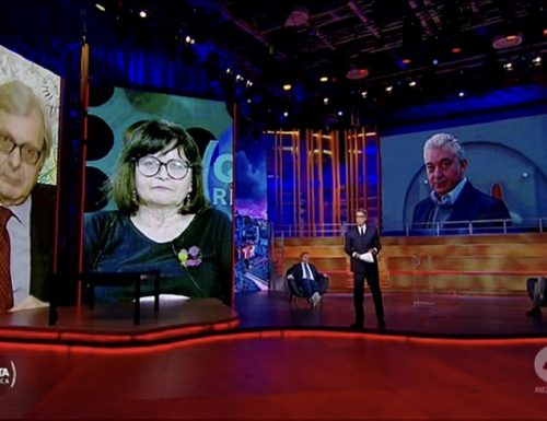 Quarta Repubblica, condotto da Nicola Porro, torna in onda stasera su Rete4: ospiti Salvini e Musumeci, Gene Gnocchi nel cast