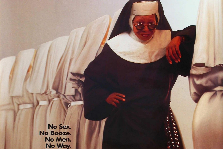 CinemaTivu, Sister Act: Una svitata in abito da suora (Usa 1992)