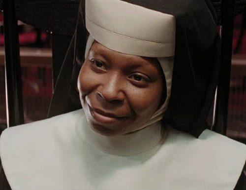 CinemaTivu · Sister Act: Una svitata in abito da suora (Usa 1992), con Whoopi Goldberg, in onda in prime time su Rai2