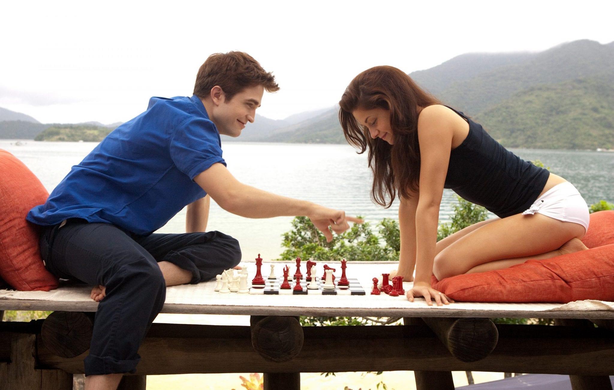 CinemaTivu, The Twilight Saga: Breaking Dawn Parte 1 (Usa 2011)
