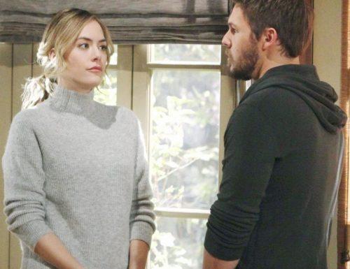 Soap & Novelas: Beautiful settimana dall'8 al 13 giugno 2020 · Hope lascia Liam convinta da Thomas, decisione che fa discutere anche Brooke e Ridge