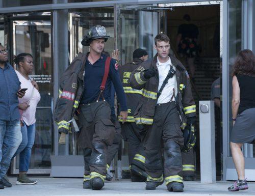 SerieTivu: Chicago Fire 7, primo appuntamento. In onda, in prima visione free, in prime time su Italia1
