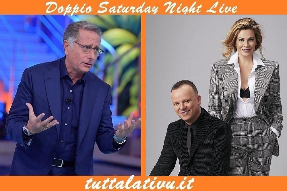 Doppio live 27 giugno 2020 · 20 anni che siamo Italiani vs Ciao Darwin 7
