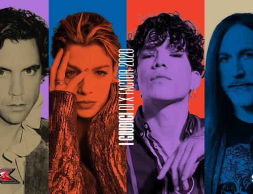 Ufficializzata la nuova giuria di X Factor 2020 tra i ritorni di Mika e Manuel Agnelli e le new entry Emma e Hell Raton
