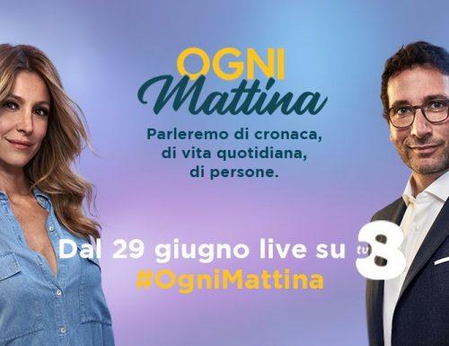 Aurora Ramazzotti e Flora Canto inviate in Ogni mattina, nuovo programma in onda su Tv8