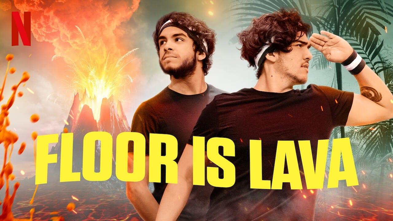 "SerieTivu: ""Floor is Lava"". Le prossime serie di Netflix"