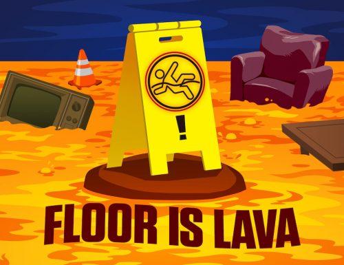 SerieTivu: #FloorIsLava. Le prossime serie di #Netflix, la nuova frontiera dello streaming (VIDEO)