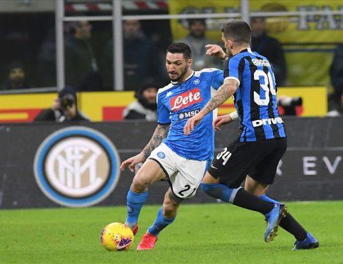 Seconda semifinale di Coppa Italia, con Napoli vs Inter. Ancora un posto per la finale del 17 giugno allo stadio Olimpico