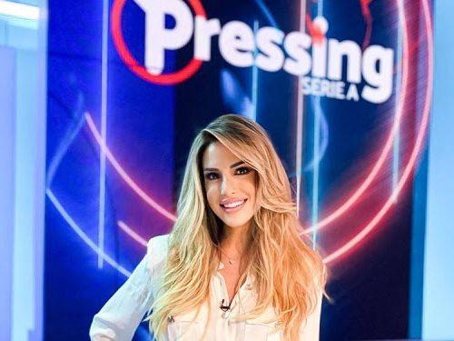 Stasera torna Pressing – SerieA su Italia 1: gol, highlights, interviste e commenti con Giorgia Rossi