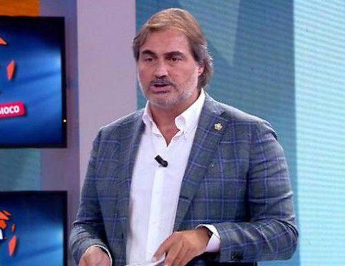 """Pierluigi Pardo al Corriere: """"Tiki Taka? Ho bisogno di nuovi stimoli. Con Chiambretti lascerei in buone mani"""""""