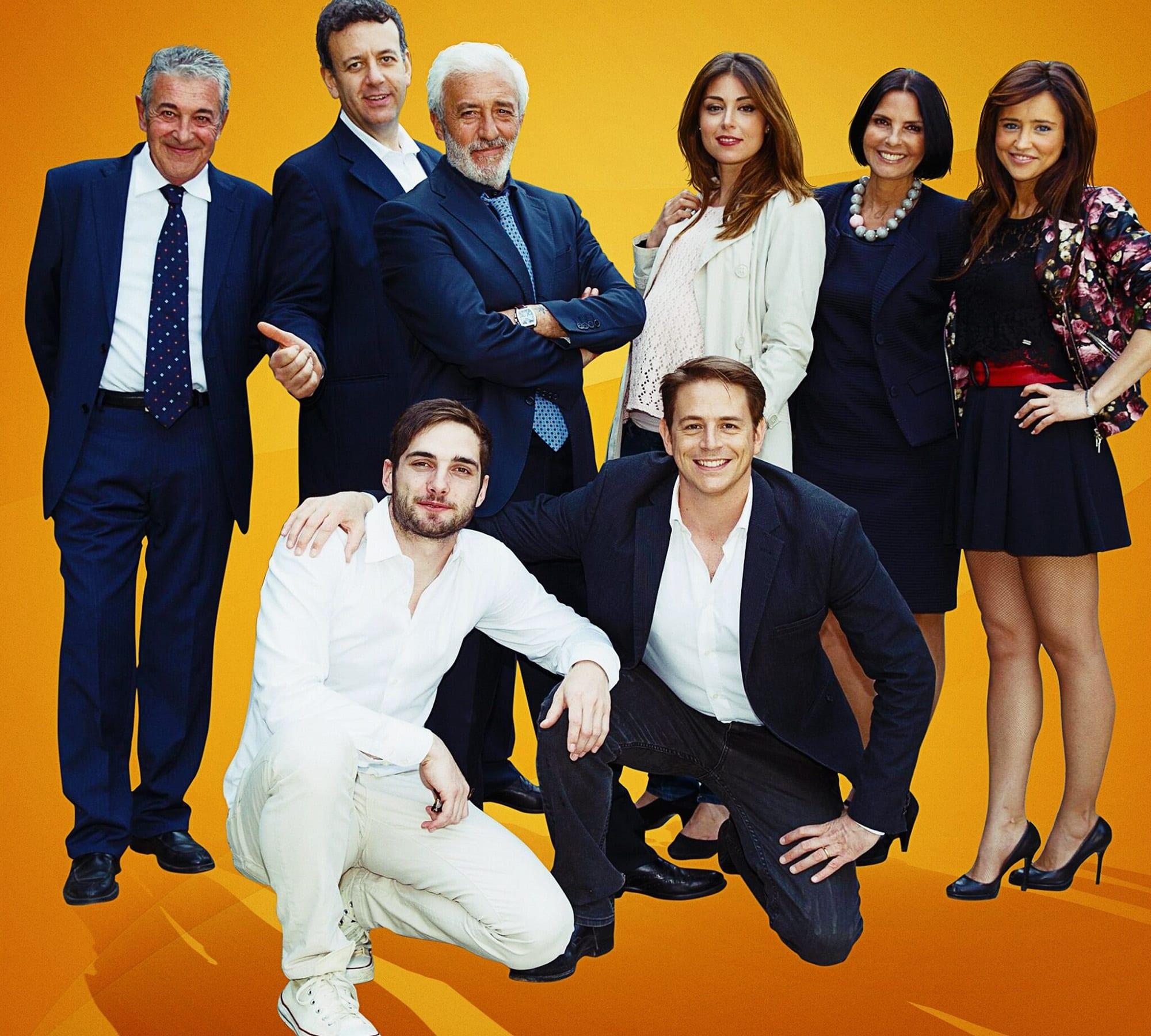 Torna Un posto al sole, la soap italiana in onda su RaiTre