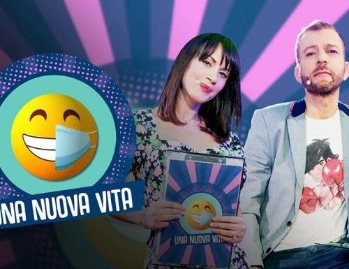 Stasera in seconda serata su La5 parte il nuovo format Una nuova vita con tanti ospiti vip