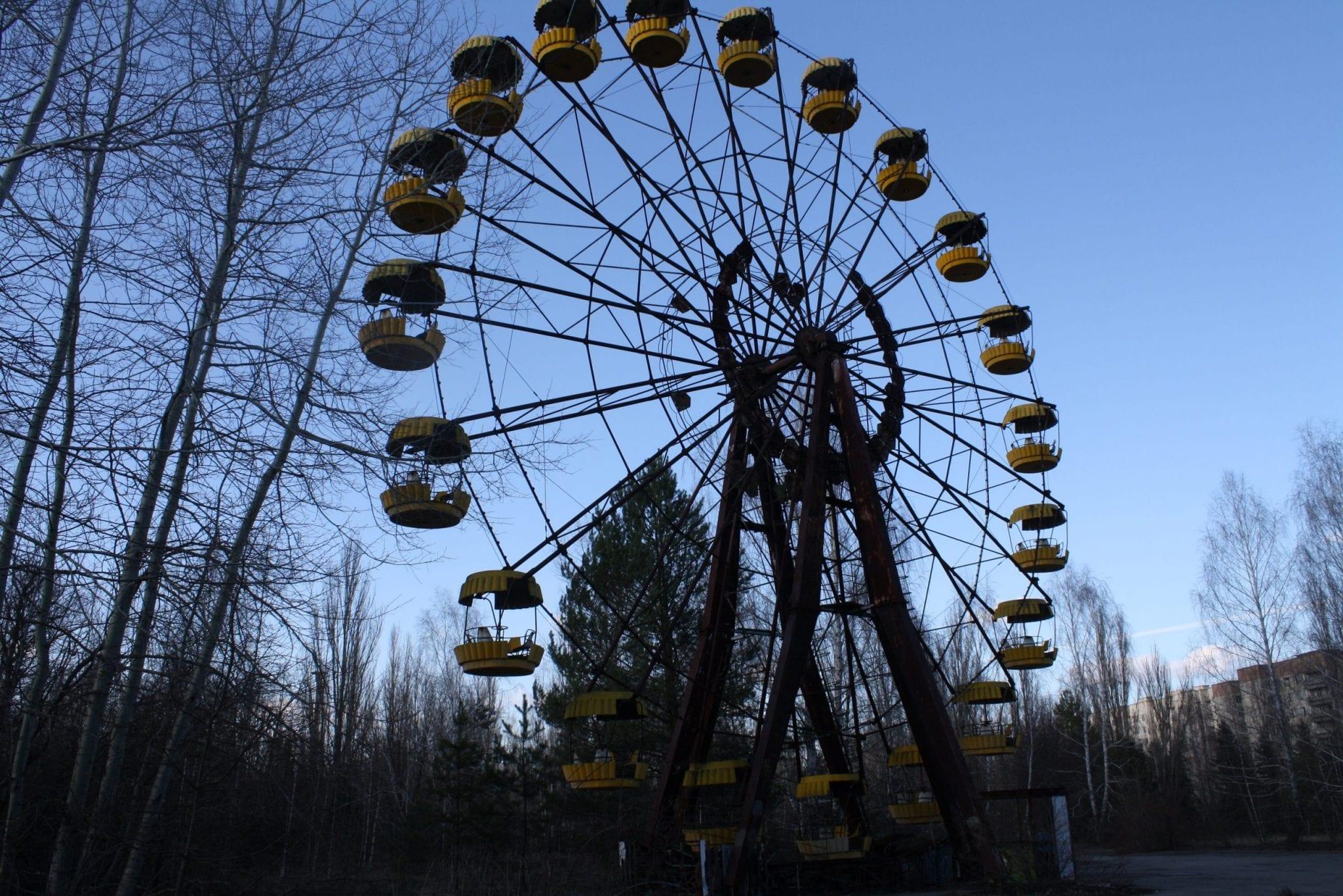 Chernobyl, Ultimo appuntamento (La7)