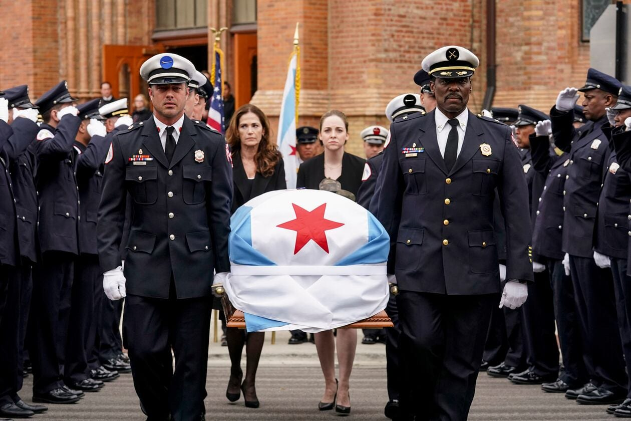 Chicago Fire 7, Quarto appuntamento su Italia1
