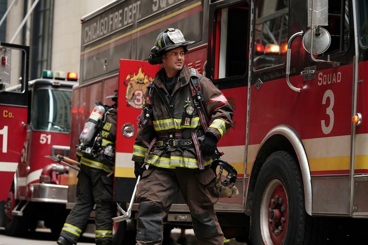 Chicago Fire 7, Secondo appuntamento su Italia1