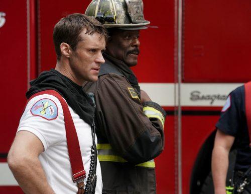 SerieTivu: Chicago Fire 7, secondo appuntamento. In onda, in prima visione free, in prime time su Italia1