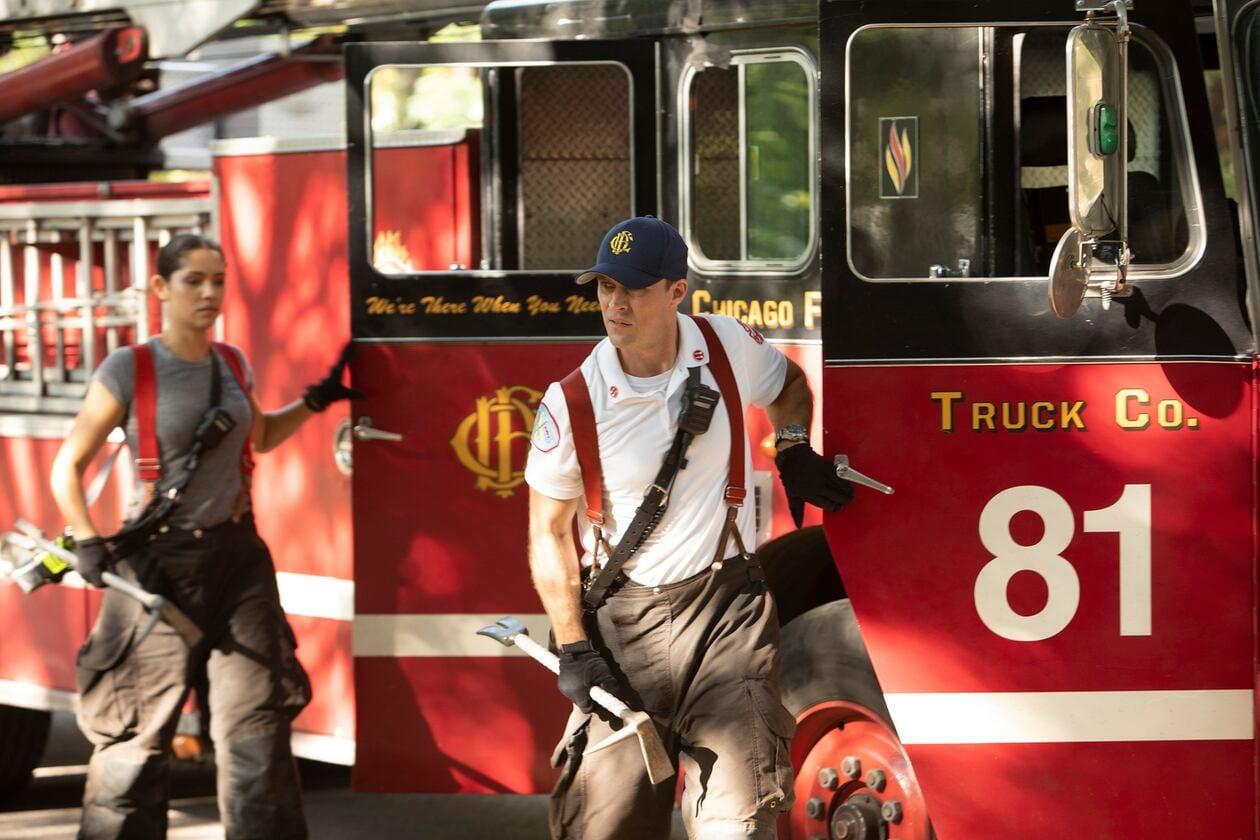Chicago Fire 7, Terzo appuntamento su Italia1