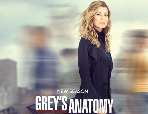 La tv ai tempi del Covid-19: Grey's Anatomy 17 nella nuova stagione affronterà il problema della pandemia