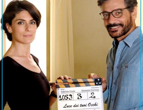 Riprese partite per Luce dei tuoi occhi, la nuova fiction Mediaset con Anna Valle e Giuseppe Zeno