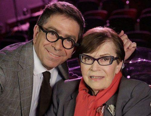 100 volte Franca Valeri!!! La tv festeggia le cento candeline dell'attrice e sceneggiatrice di cinema e teatro