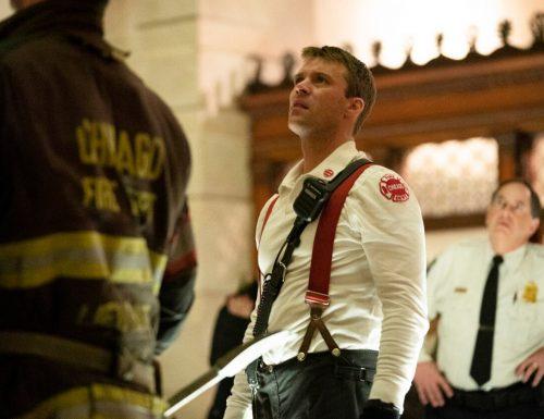 SerieTivu: Chicago Fire 7, sesto appuntamento. In onda, in prima visione free, in prime time su Italia1