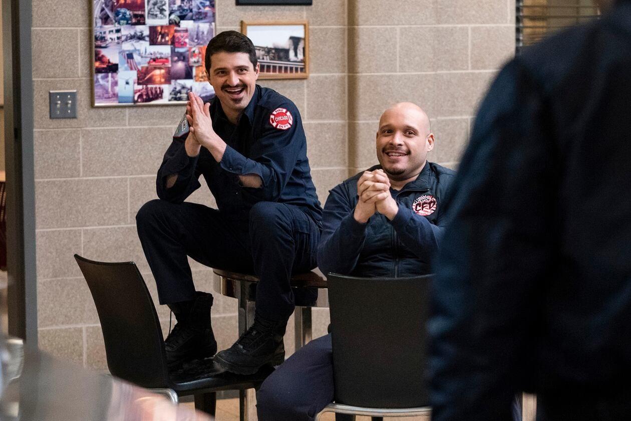 Chicago Fire 7, Sesto appuntamento su Italia1