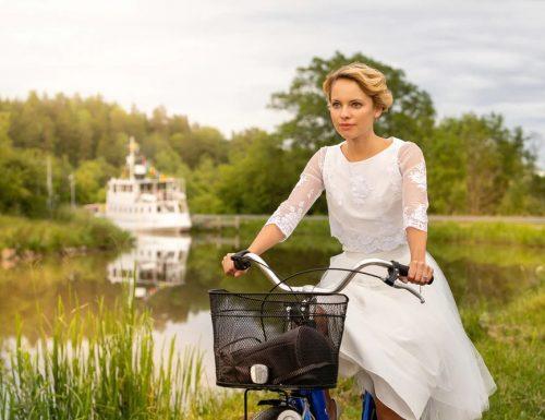 CinemaTivu · Una sposa in fuga (Ger 2018), in prima tv su Canale5. Il film tv fa parte della collana di opere di Inga Lindström