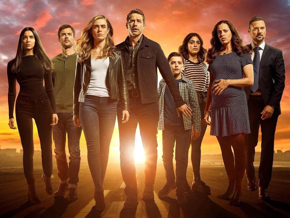 Stasera in seconda serata su Canale 5 il finale di stagione della serie tv Manifest