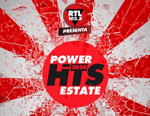 Power Hits Estate in onda anche su Tv8 e Sky Uno: l'evento di Rtl 102.5 il 9 settembre all'Arena di Verona