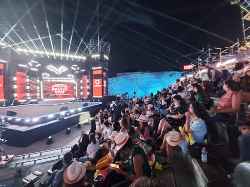 Radionorba Vodafone Battiti Live prima puntata, su Italia1