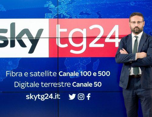 SkyTg 24, la rete allnews punto di riferimento durante la pandemia, si prepara ai prossimi mesi di elezioni